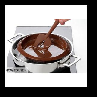 Werkzeuge für Schokolade